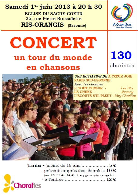 concert Ris Orangis